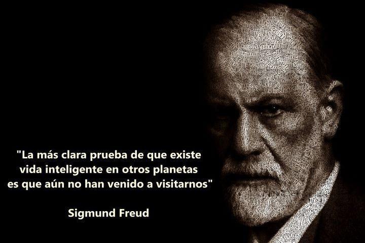 Frases de Sigmund Freud. O pai da psicanálise.