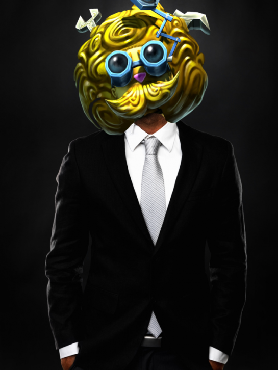 suit up heimerdinger
